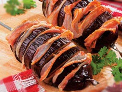 Главное фото рецепта Баклажаны на гриле