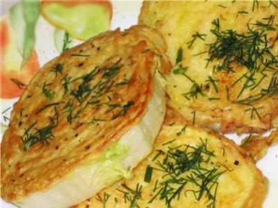 Главное фото рецепта Шницель из капусты