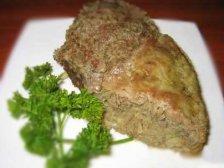 Фото к четвертому шагу приуготовлению рецепта Картошка с фаршем в духовке
