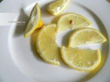 Фото к второму шагу приуготовлению рецепта Компот из яблок на зиму