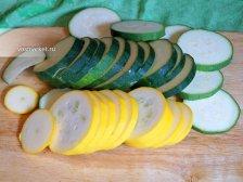 Фото к восьмому шагу приуготовлению рецепта Овощной рататуй