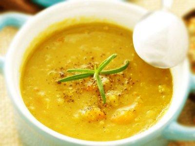 Главное фото рецепта Гороховый суп-пюре