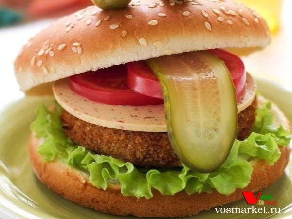 Как готовить гамбургер рецепт
