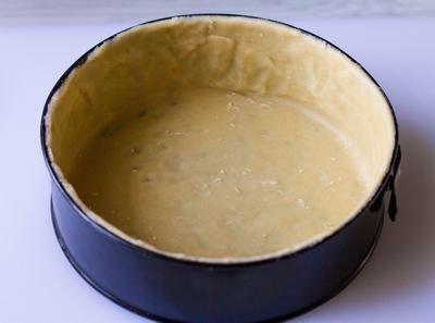 Фото Лимонный пирог с меренгой шаг 2