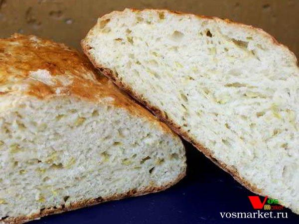 Фото Хлеб из кабачков в духовке шаг 7