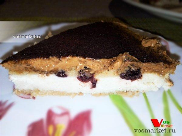 Фото Творожный пирог в духовке шаг 8