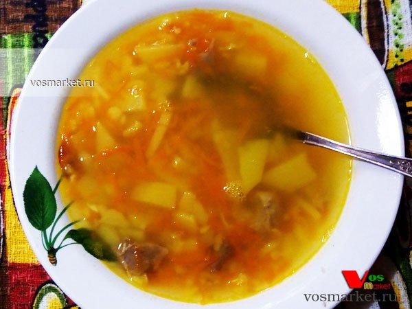Главное фото рецепта Суп гороховый с мясом