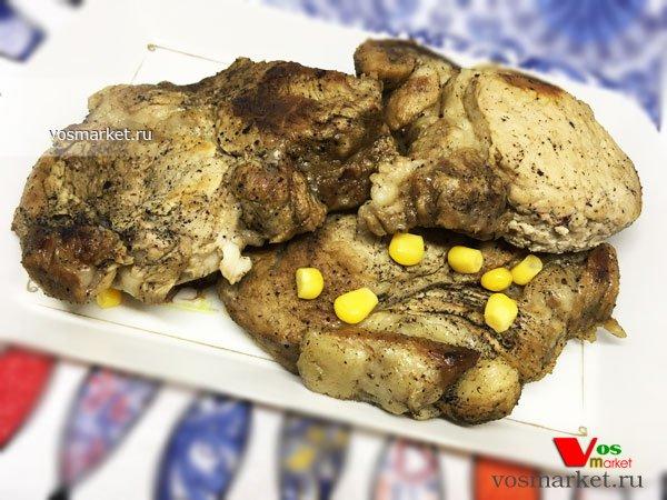 Главное фото рецепта Отбивные из свиной шейки