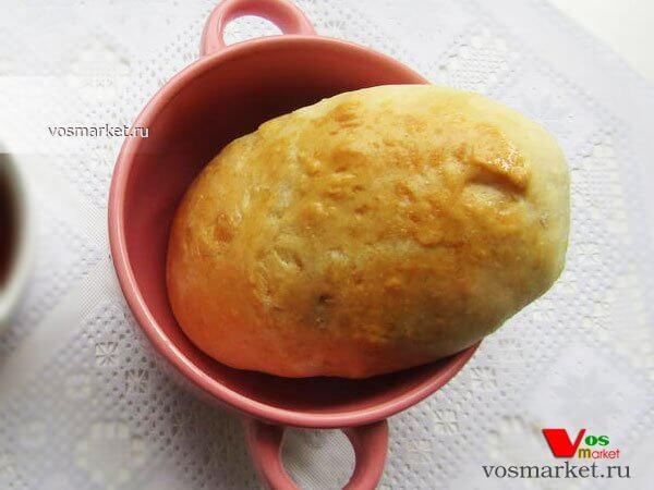 Главное фото рецепта Дрожжевое тесто для пирожков