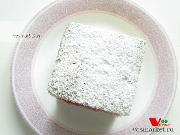 Фото Классический бисквит для торта шаг 7
