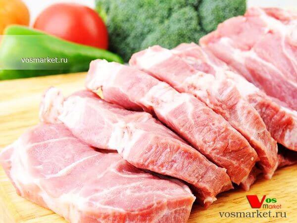 Фото Рецепт отбивных из свинины шаг 1